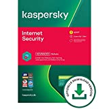 Kaspersky Internet Security 2021 Standard | 1 Gerät | 1 Jahr | Windows/Mac/Android |...