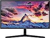 Samsung S24F356FHR 59,8 cm, Klassisches Design / PLS Panel (23,5 Zoll) Monitor, schwarz