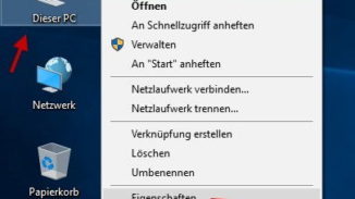 64 Bit oder 32 Bit Windows 10 Schritt 1