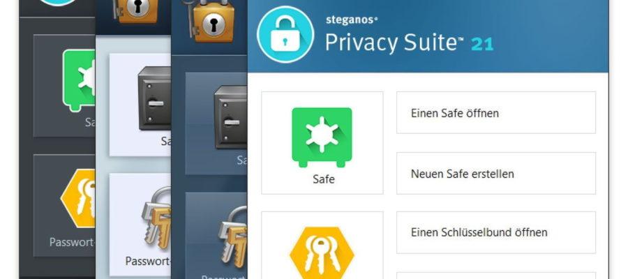 Steganos Privacy Suite 21