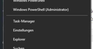 Gerätemanager öffnen Möglichkeit 1