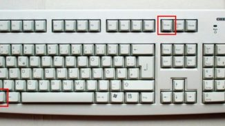 Screenshot erstellen Windows 10 Tastatur