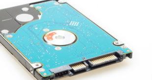 SATA Anschluss an Festplatte