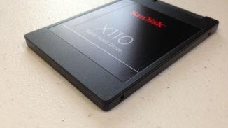 SSD Festplatte von SanDisk
