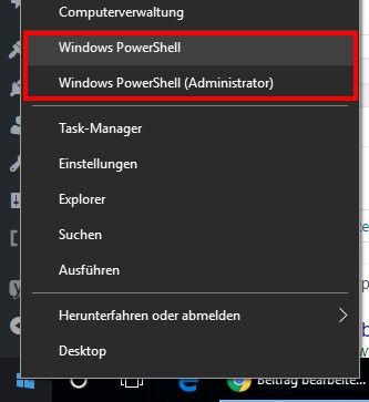 Windows PowerShell - Der CMD-Nachfolger