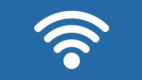 Das Logo für WLAN bzw. Wifi