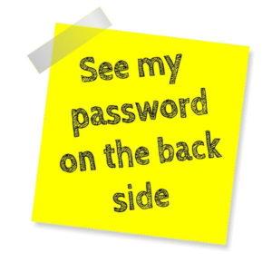 WLAN-Passwort bei der Verschlüsselung
