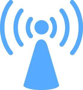 WLAN Repeater zum Verstärken des WLAN-Signals