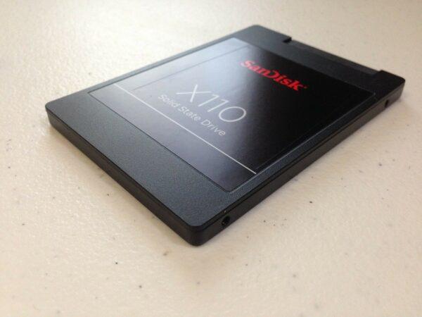 Datenspeicherung auf SSD-Festplatten