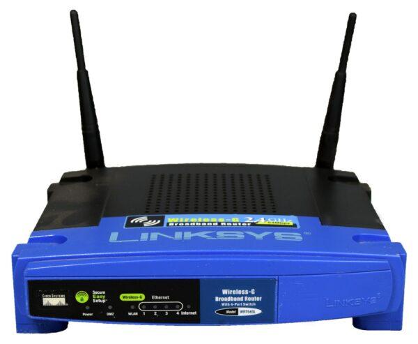 WLAN-Router Bestseller wie der Linksys Wrt54Gl