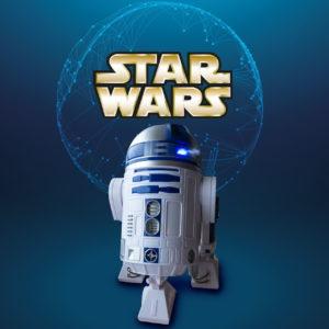 Disney Roboter R2D2