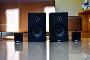 Soundsystem für das Heimkino