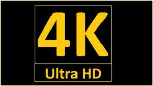 HD, Full-HD oder 4K Auflösung beim Beamer