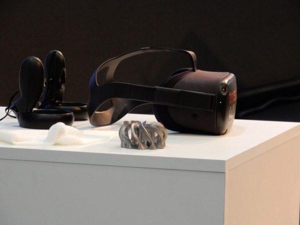 Virtual Reality (VR) Ausrüstung