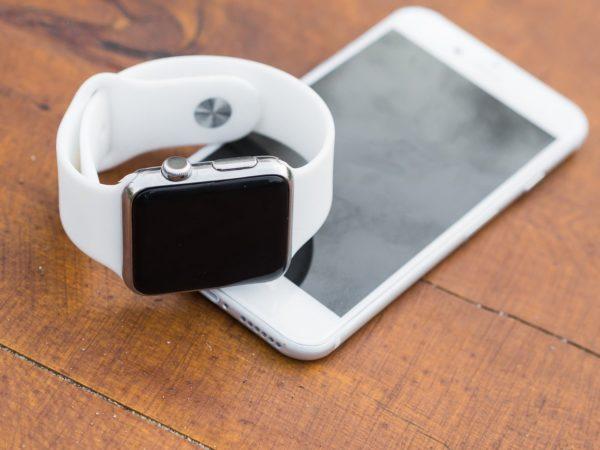 Apple Watch und iPhone