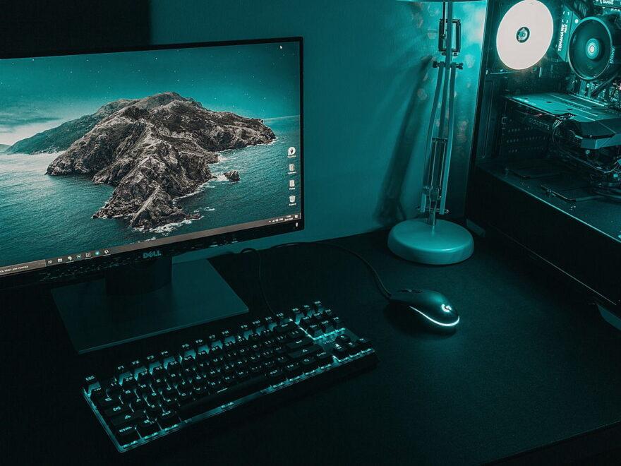 welche Größe sollte ein PC Monitor haben